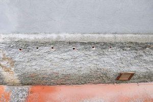 Umidità ascendente Rho Milano 4